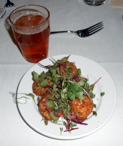OGBF Brewer's Tasting Dinner 1st course
