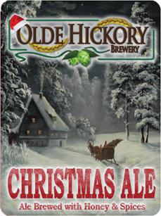 Olde Hickory Christmas Ale
