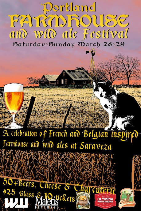 Portland Farmhouse and Wild Ale Festival