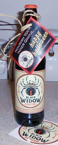McMenamins Black Widow Porter