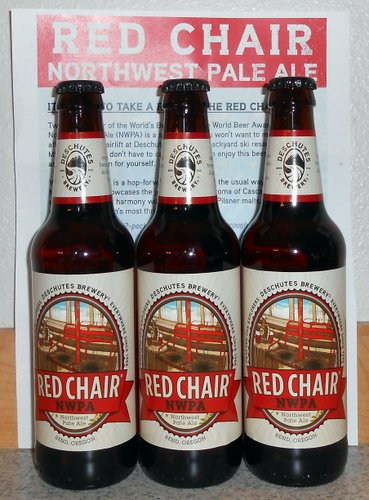 Deschutes Red Chair NWPA - 2014 edition
