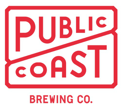 Public Coast Brewing logo