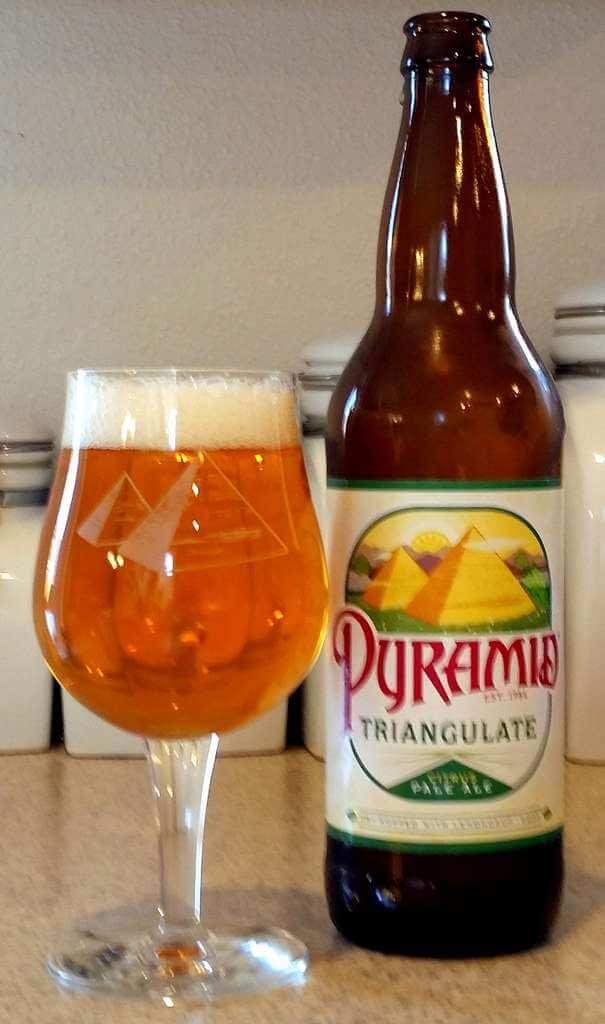Pyramid Brewing Triangulate Citrus Pale Ale