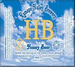 Ramapo Valley Honey Beer