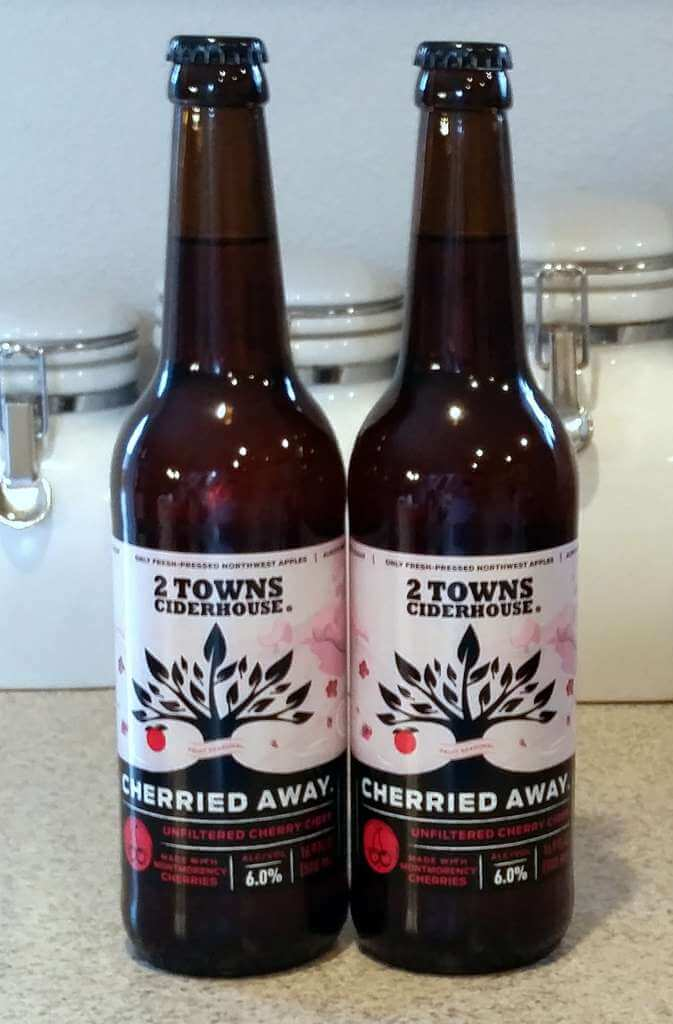 Received: 2 Towns Cherried Away 2017