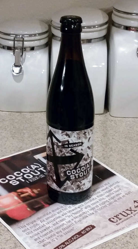 Received: Crux Coco(a) Stout