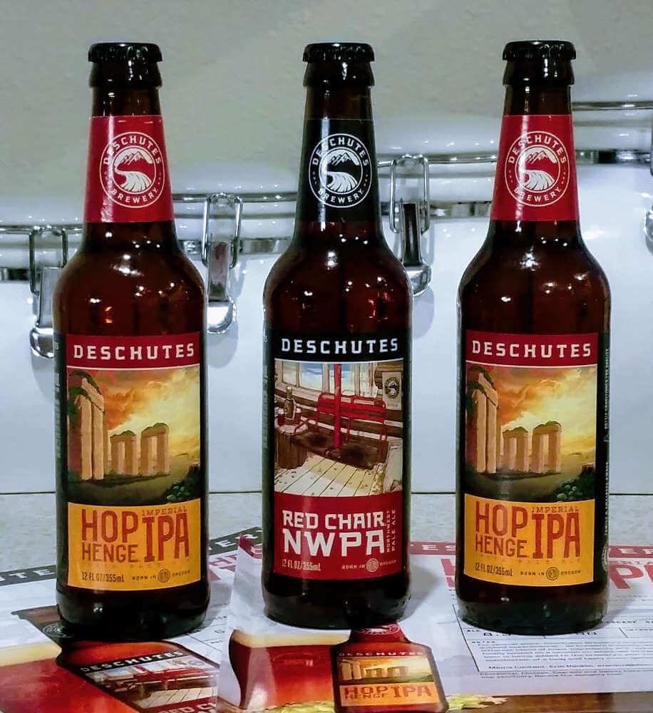 Received Deschutes Hop Henge Red Chair & Received: Deschutes Hop Henge Red Chair - The Brew Site