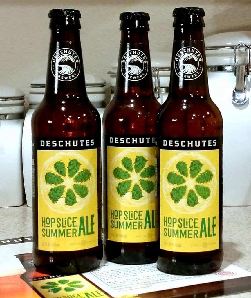 Received: Deschutes Hop Slice (2017)