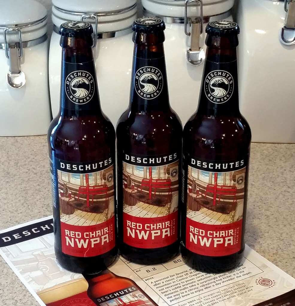 Received: Deschutes Red Chair NWPA