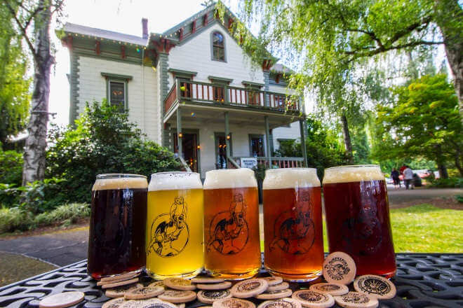 McMenamins Roadhouse Brewfest 2017