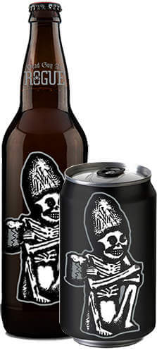 Rogue Dead Guy new look and cans