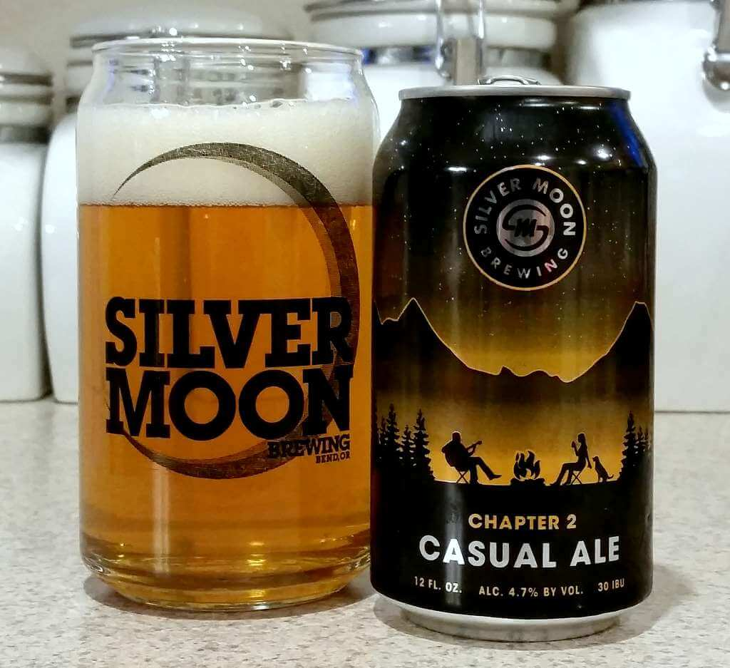 Silver Moon Chapter 2 Casual Ale
