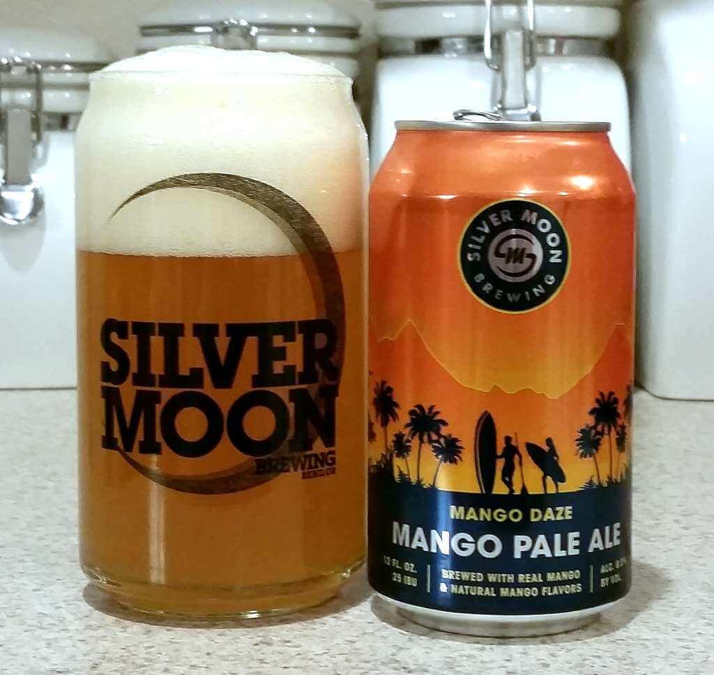 Silver Moon Mango Daze Pale Ale