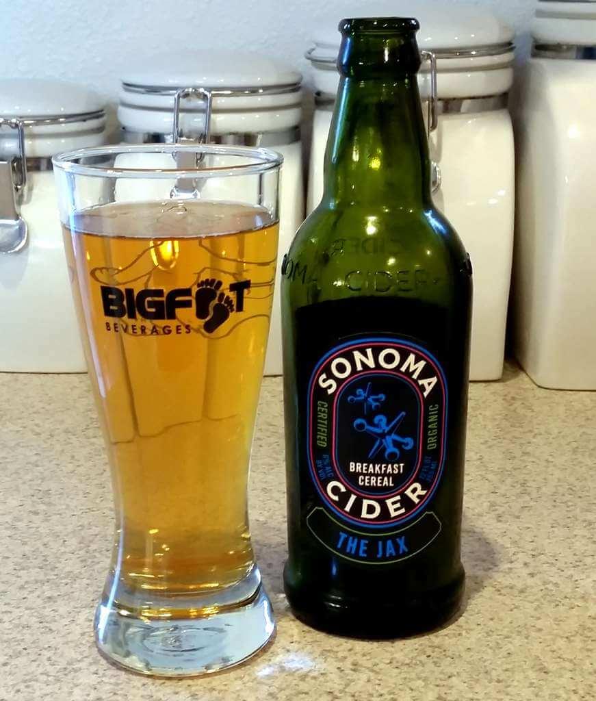 Sonoma Cider The Jax