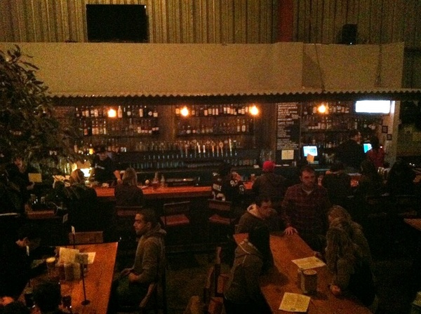 Southern Pacific bar