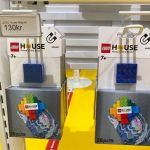 Lego House Magnet 854015 Available In Billund The Brick Fan