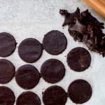 Coconut & Raspberry Wagon Wheels - The Brick Kitchen