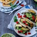 Green Chorizo Tacos - The Brick Kitchen
