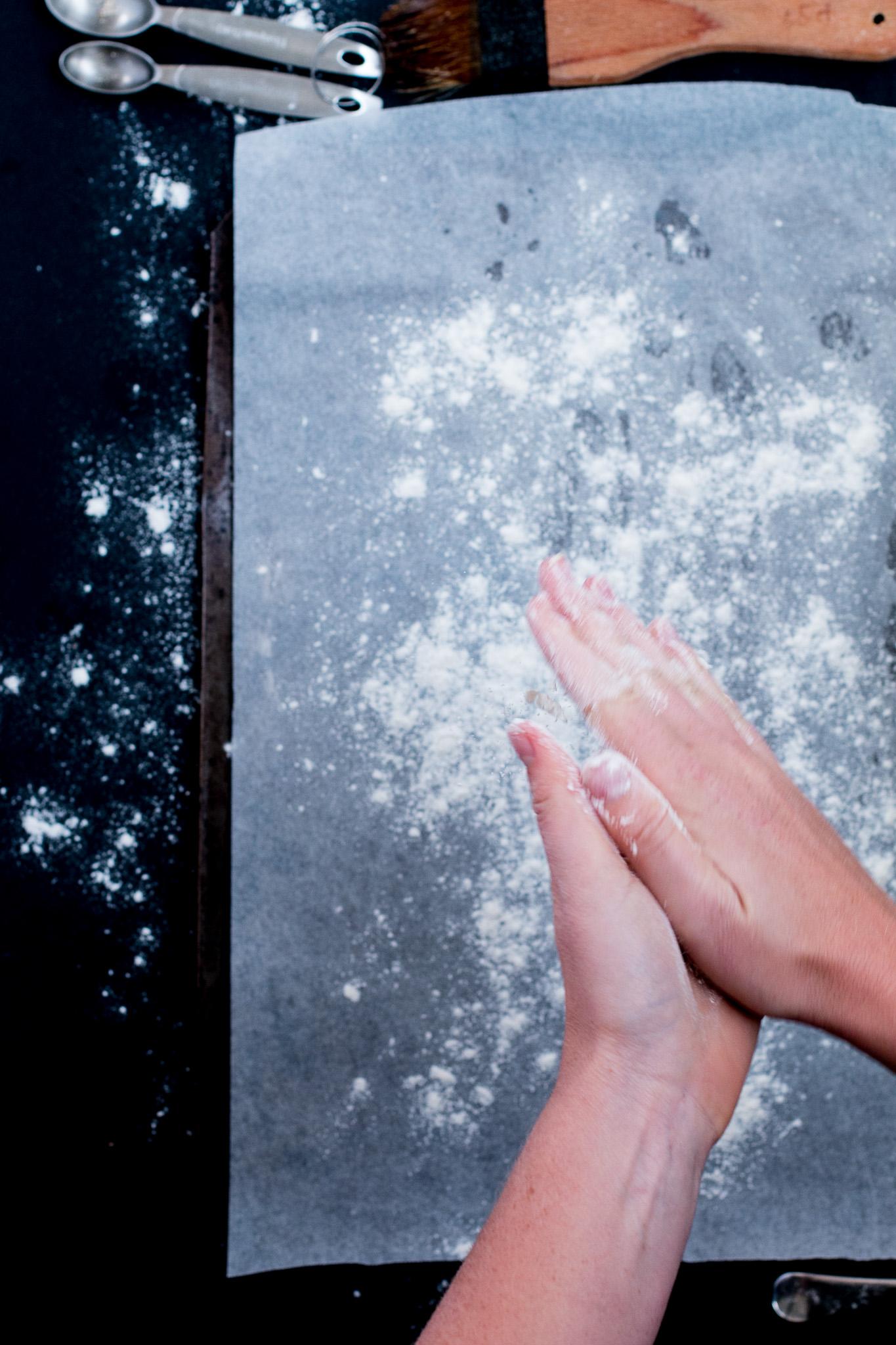 Easy Homemade 3 Hour Ciabatta - The Brick Kitchen