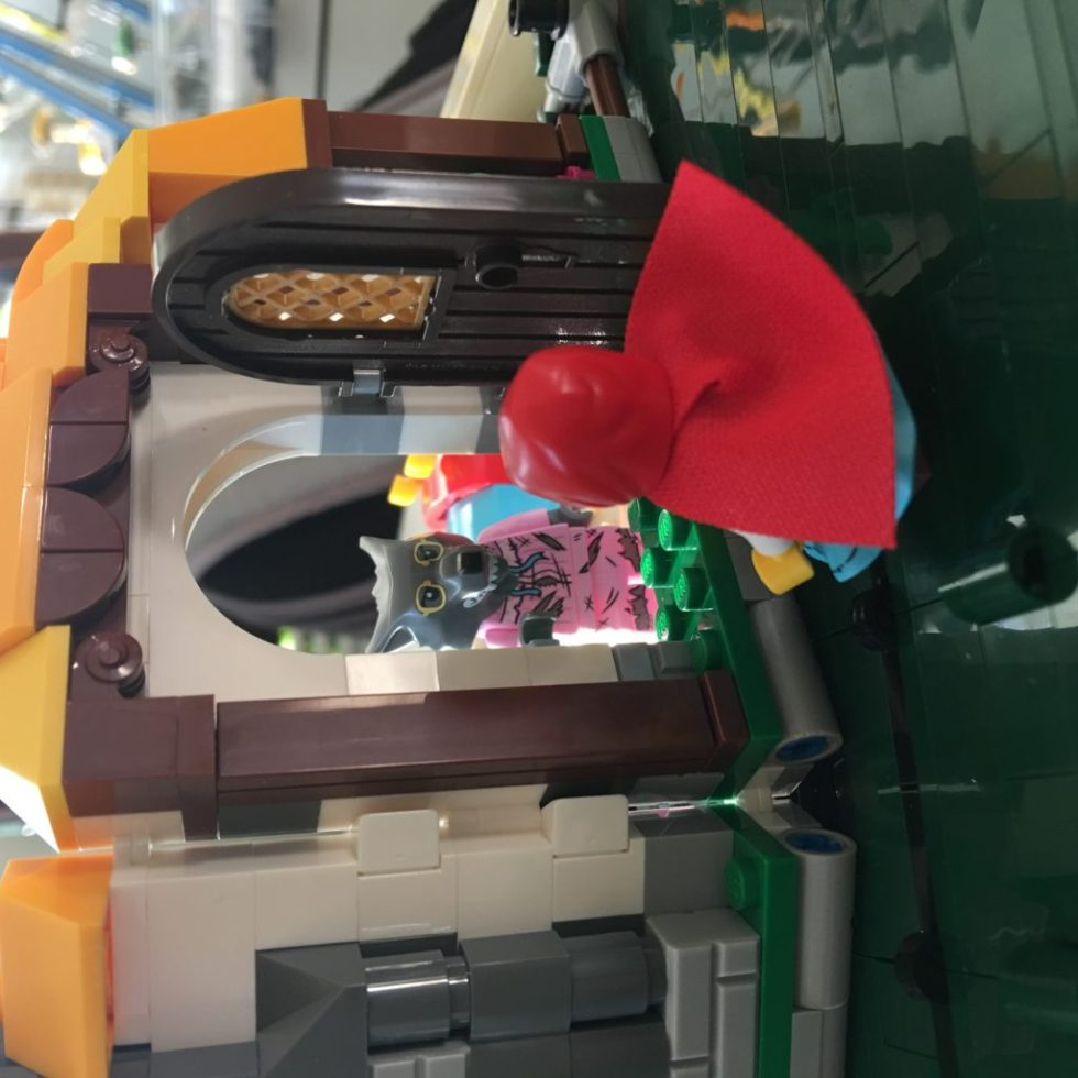 Lego Little Red Riding Hood