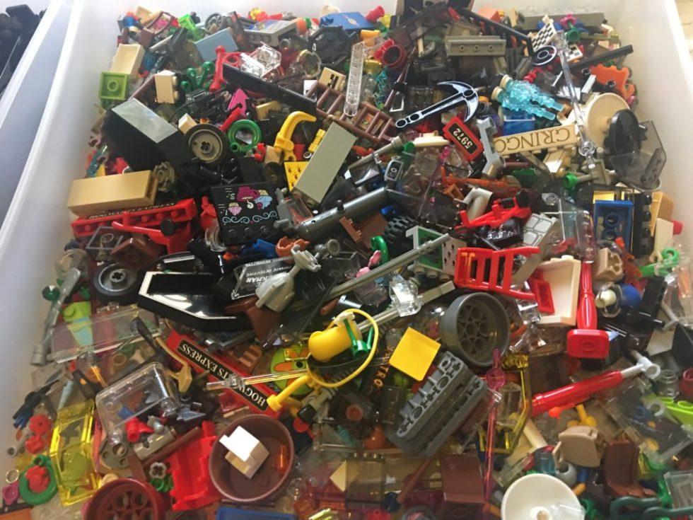 Special Lego Pieces