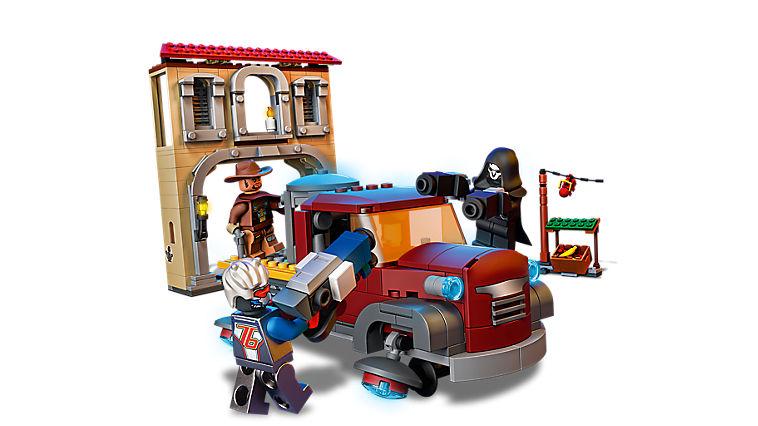Lego Overwatch Dorado Showdownac