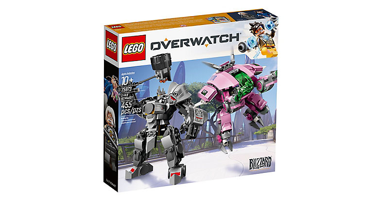 Lego Overwatch set 75973 Official Box