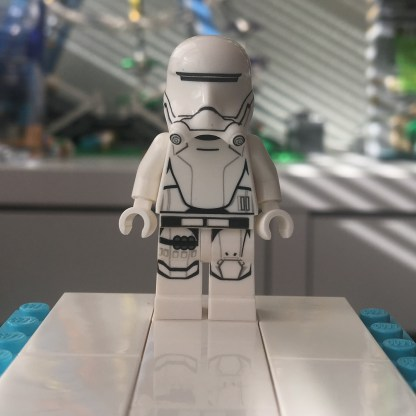 LEGO First Order Flametrooper Minifigure