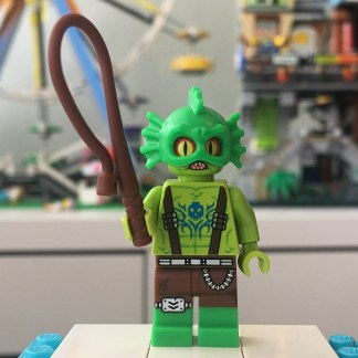 LEGO Swamp Creature Minifigure