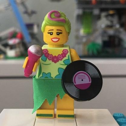 LEGO Hula Lula Minifigure