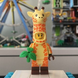 LEGO Giraffe Guy Minifigure