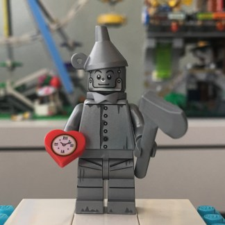 LEGO Tinman Minifigure
