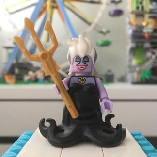 LEGO Disney Series 1 Ursula Minifigure