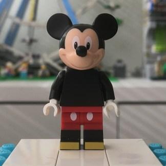 LEGO Disney Series 1 Mickey Mouse Minifigure