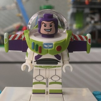 LEGO Disney Series 1 Buzz Lightyear Minifigure