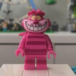 LEGO Disney Series 1 Cheshire Cat Minifigure