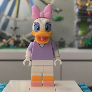 LEGO Disney Series 1 Daisy Duck Minifigure