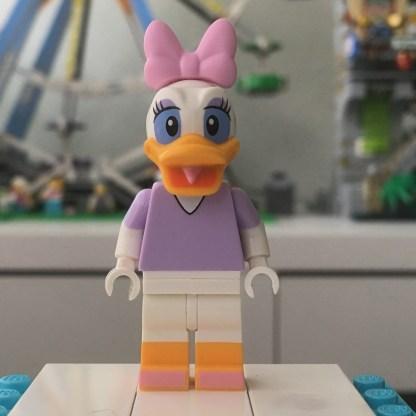 LEGO Disney Series 1 Daisy Duck Minifigure