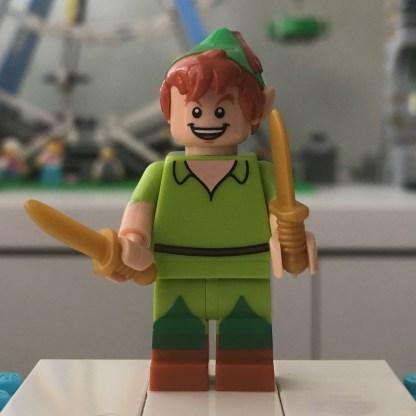 Lego Peter Pan Minifigure