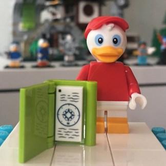 Lego Huey Minifigure