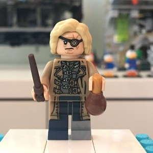 LEGO Mad-Eye Moody Minifigure