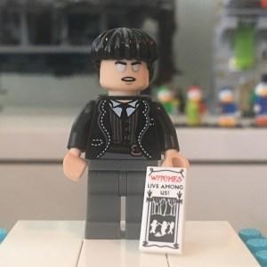 LEGO Credence Barebone Minifigure