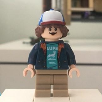 LEGO Dustin Henderson Minifigure