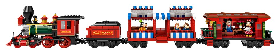 LEGO Train Disney