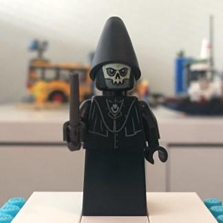 Lego Death Eater Minifigure