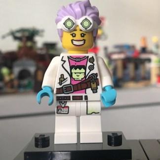 LEGO JB Minifigure