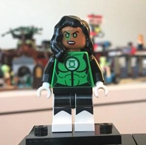 LEGO Jessica Cruz