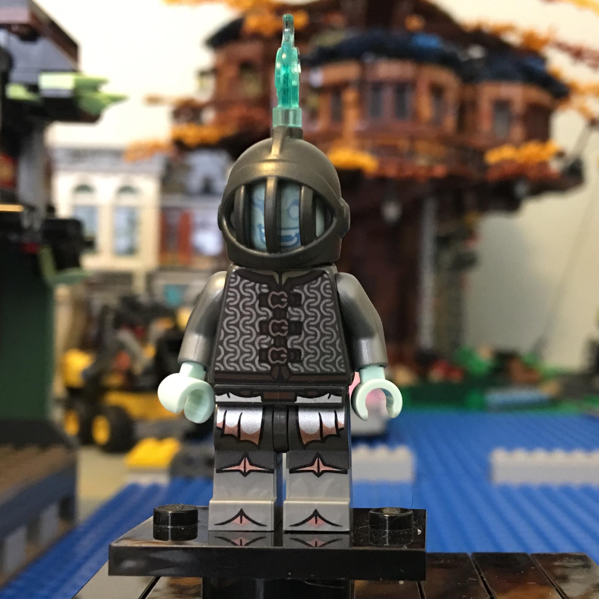 Lego Series 19 Minifigure 71025 Fright Knight