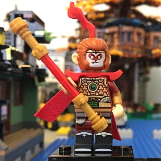 LEGO Monkey King Minifigure