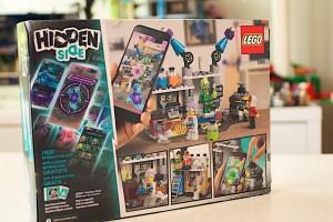 Box Back LEGO 70418 JB Ghost Lab Hidden Side